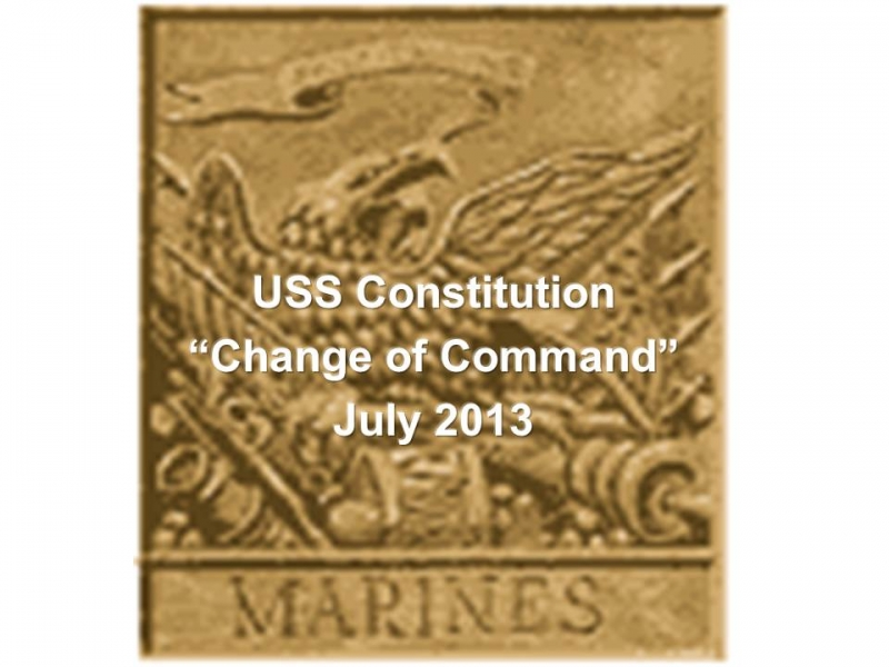 1achange-of-command